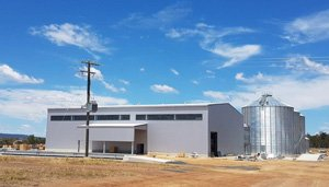 Australia Poultry Feed Mill Plant