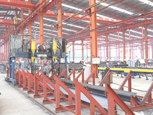 What is Structural Steel Fabrication Process
