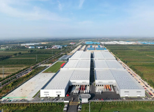Qingdao Activa Industrial Park Project Construction Process