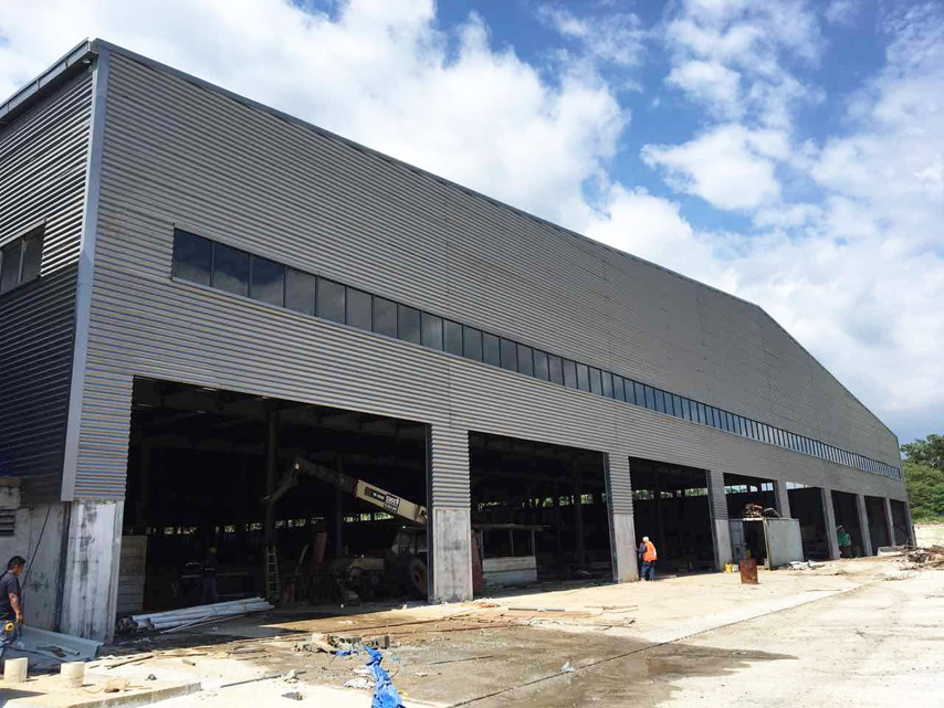 Pre Engineered Steel Building for Warehouse